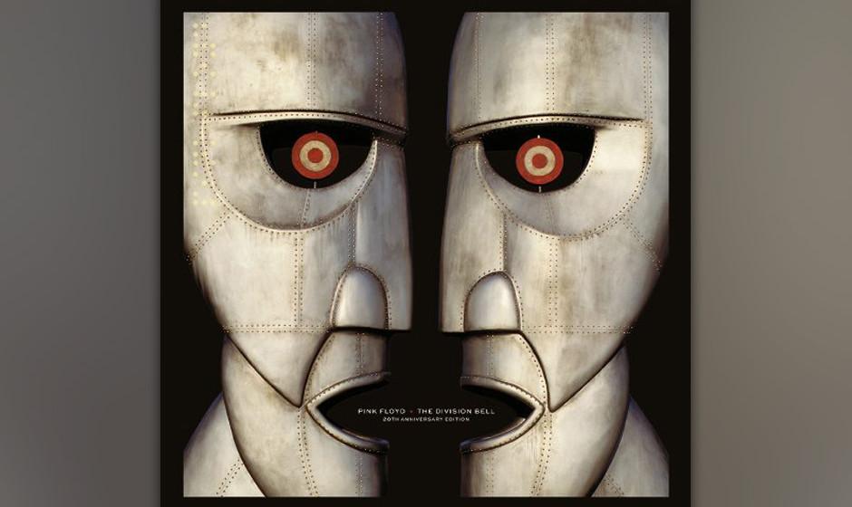 Pink Floyd, 'The Division Bell 20th Anniversary Box': 2 Sterne. Die Glocke am Ende klingt so einsam, von der Welt isoliert, w