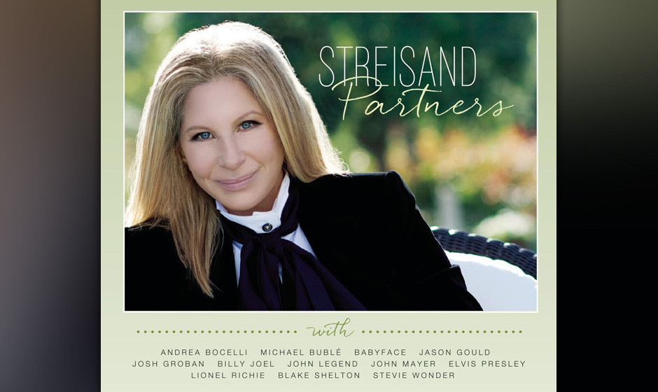 Barbra Streisand, 'Partners': 2 Sterne. Allzu schwülstige Duette mit den üblichen Verdächtigen.