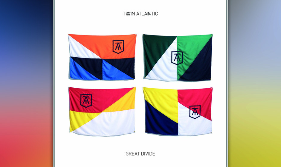 Twin Atlantic, 'Great Divide': 1,5 Sterne. Überfrachteter Mainstream-Rock: Sänger Sam McTrusty hyperventiliert, als stünde