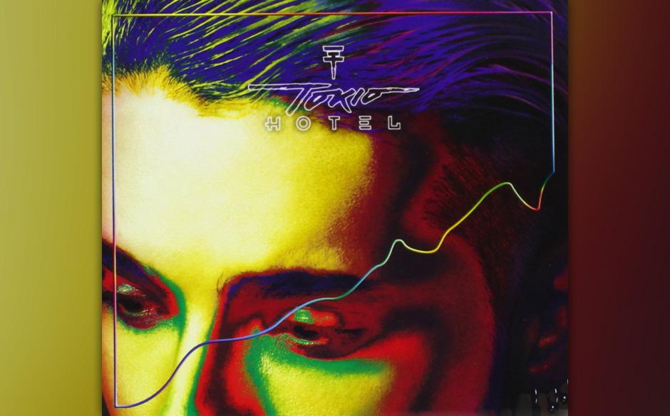 Tokio Hotel, 'Kings Of Suburbia': 1 Stern. Synthie-Schmock statt Emo-Rock zwischen Eiffel 65, Hurts und dem Jamba-Hippo.