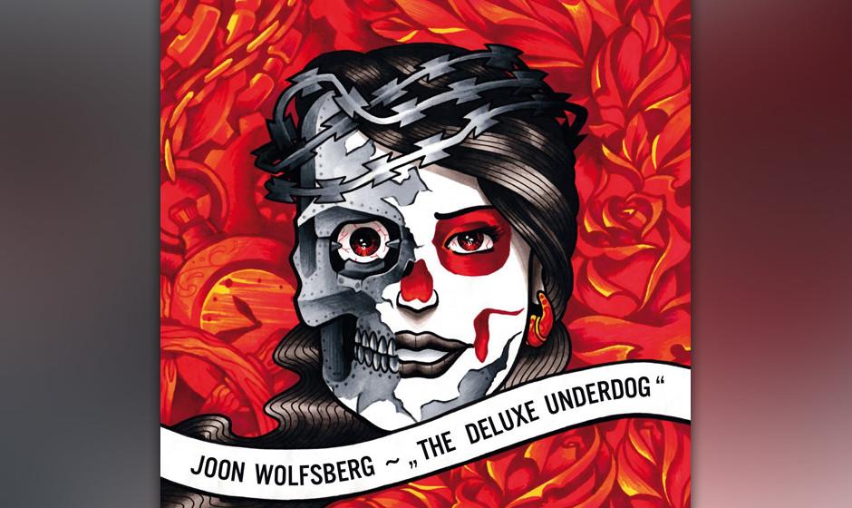 Joon Wolfsberg, 'The Deluxe Underdog': 1,5 Sterne. Halb Totenkopf, halb Rock-Chick - die Erfurterin müht sich an großem Blu