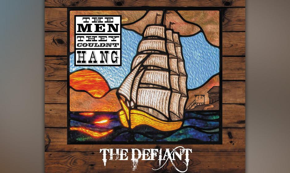 The Men They Couldn't Hang, 'The Defiant': 2 Sterne. Musikalisch aufgeräumter Folk und Country, unterbrochen von munterem Sh