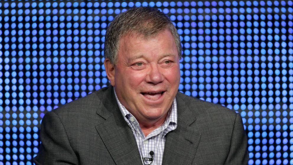 BEVERLY HILLS, CA - JULY 28:  Actor William Shatner speaks at '$#*! My Dad Says' panel during 2010 Summer TCA Tour Day 1 at t