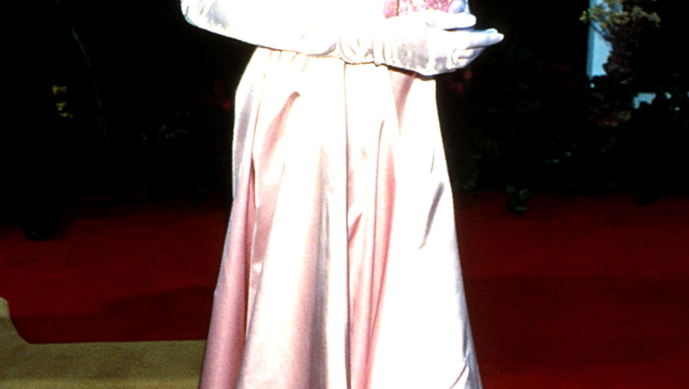 Christine Cavanaugh during The 68th Annual Academy Awards at Dorothy Chandler Pavilion in Los Angeles, California, United Sta
