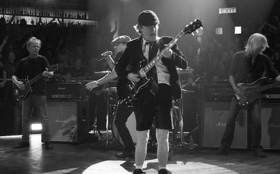 AC/DC zeigen ihr neues Video zu 'Rock or Bust'