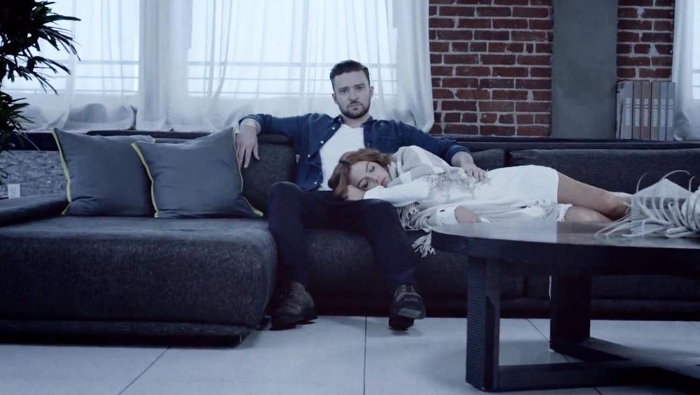 Platz 15: Justin Timberlake, keine Überraschung, scheffelte wieder einmal Millionen. In diesem Jahr, dank neuem Album, gab e