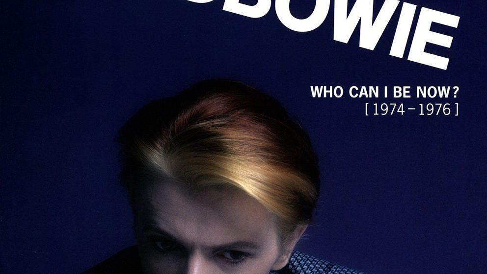 David Bowie: 'Who Can I Be Now? (1974-1976). Vielleicht Bowies beste Phase: Spät-Glam, Soul und Proto-Krautrock. 'Die schlim