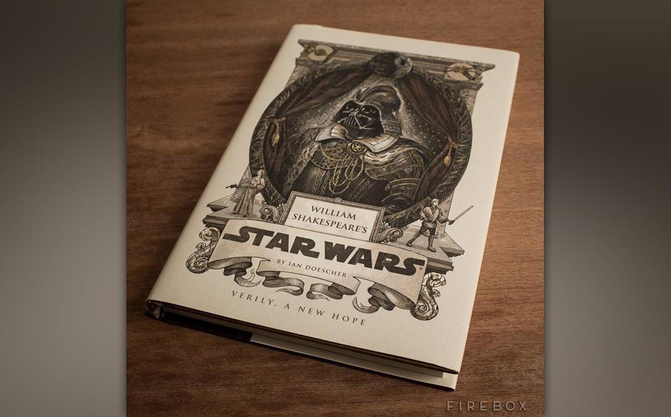 Er liebt Star Wars, sie Shakespeare? Oder umgekehrt? Oder lieben Sie beides? Dann werden Sie um dieses Buch nicht herumkommen