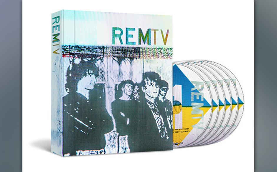 Am 21. November erschien das 6 DVDs umfassende Boxset 'REMTV', das Livemitschnitte, Award-Show-Highlights und eine brandneue