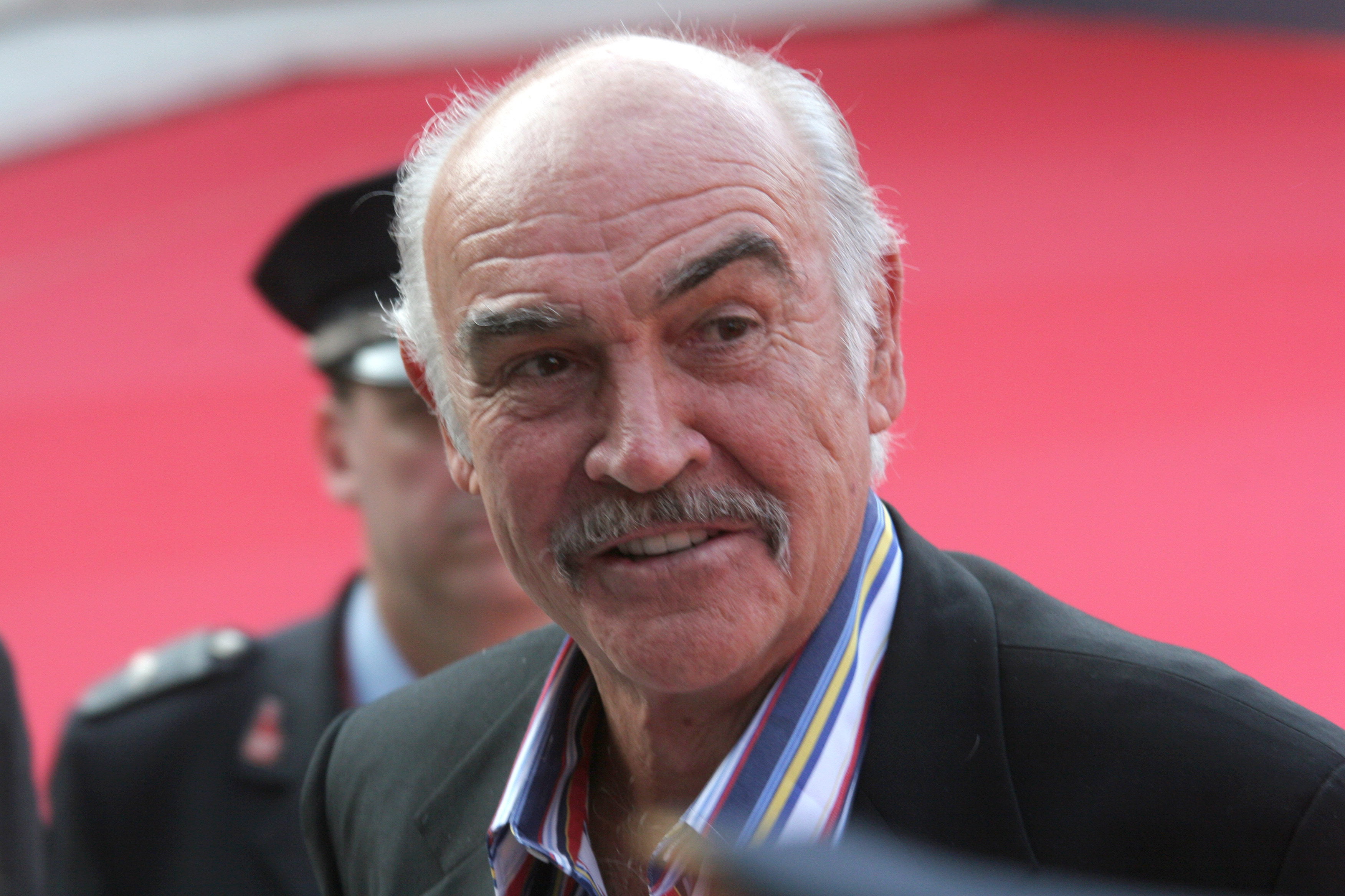 Sean Connery during 1st Annual Rome Film Festival - Sean Connery Honoured at Auditorium Parco della Musica: Sinopoli Hall in
