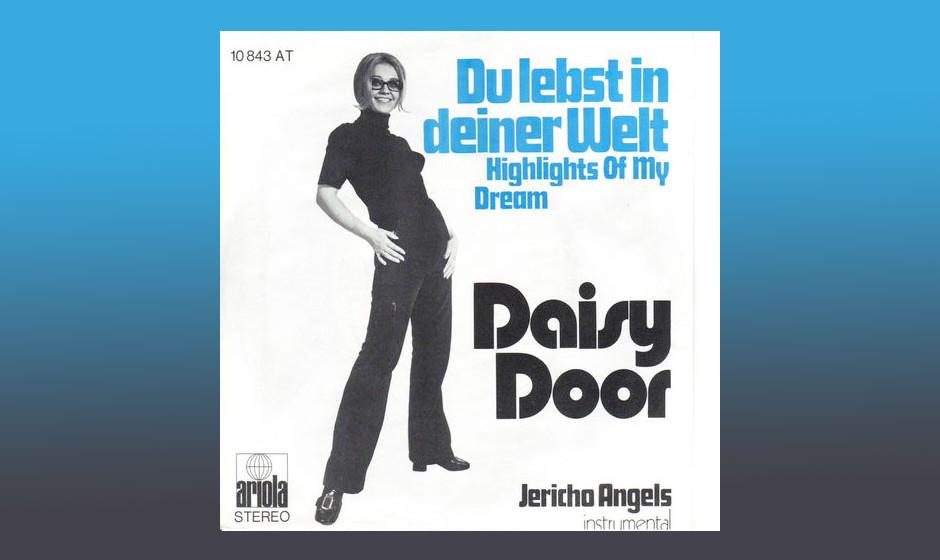 """Daisy Door – Du lebst in Deiner Welt (1971) Die Fernsehserie """"Der Kommissar"""" machte den Song zu einem Hit. Dort lieh Da"""
