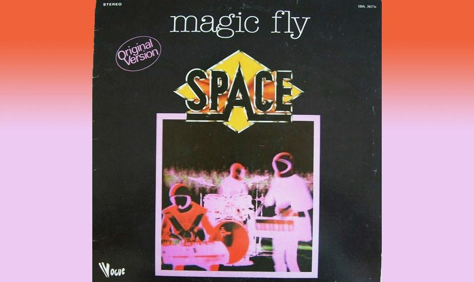 """Space – Magic Fly (1977) Für eine Woche die Nummer 1 der deutschen Charts. Wurde das nicht mal für die Doku-Serie """"Terr"""