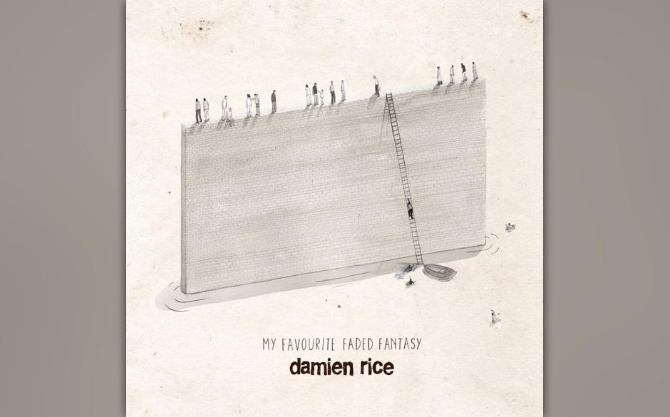 12. Damien Rice - 'My Favourite Faded Fantasy' Ein Album wie ein Offenbarungseid: Nach der Trennung von Lisa Hannigan braucht