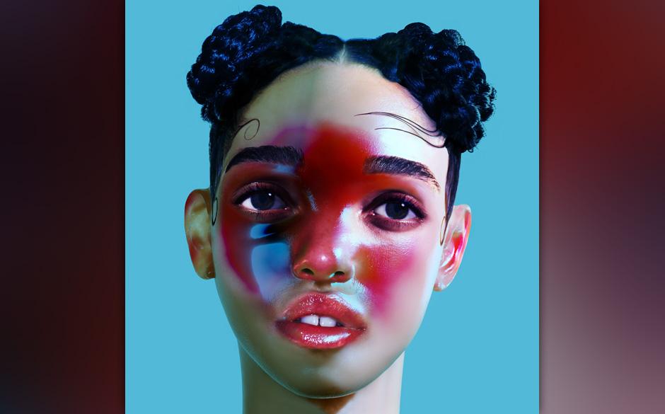 20. FKA Twigs - 'LP1' Das manipulierte, maskenhafte Gesicht der Sängerin entspricht ihrer Musik: fremd, neu, irritierend. Un