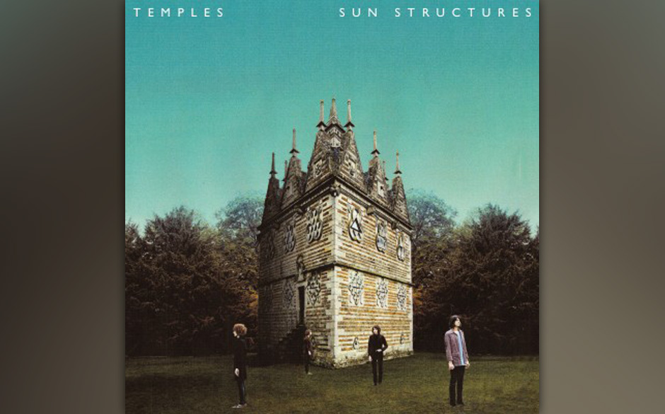 22. Temples - 'Sun Structures' Ein Retromania-Debut, das viel über 2014 verrät. Vier Anfang-Neunziger-Jahrgänge erzählen