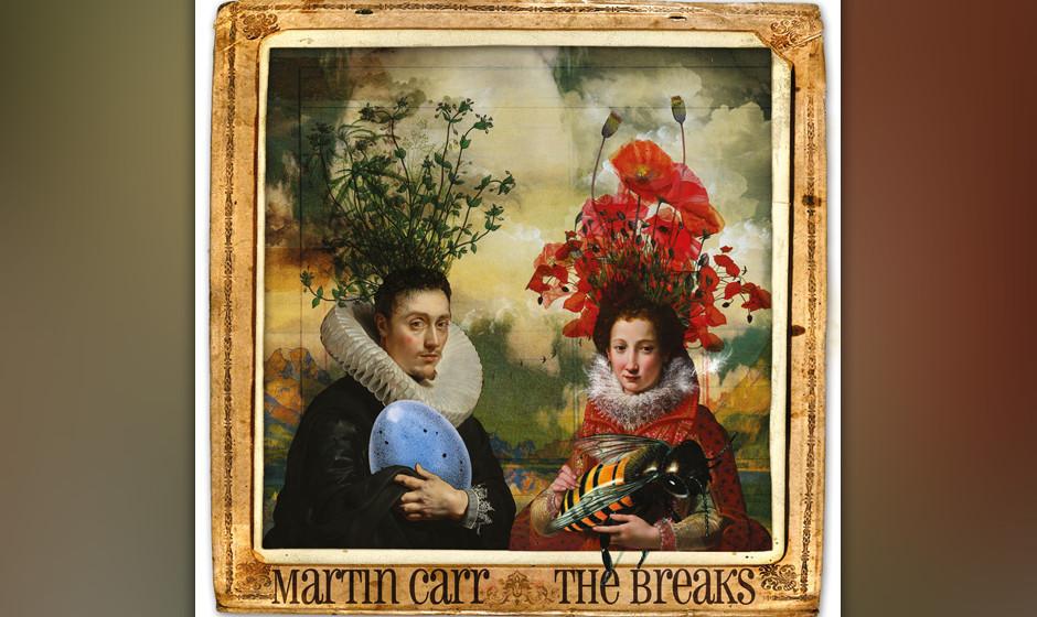 38. Martin Carr - 'The Breaks'