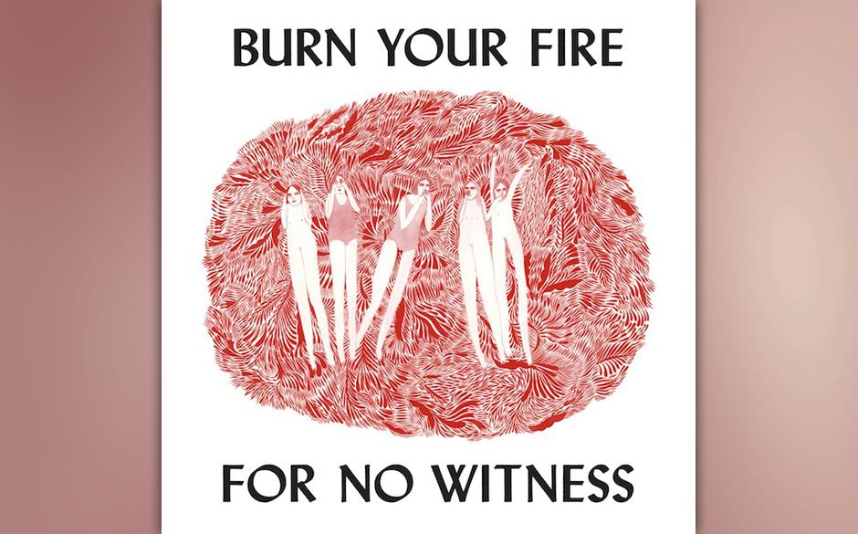 48. Angel Olsen - 'Burn Your Fire For No Witness'