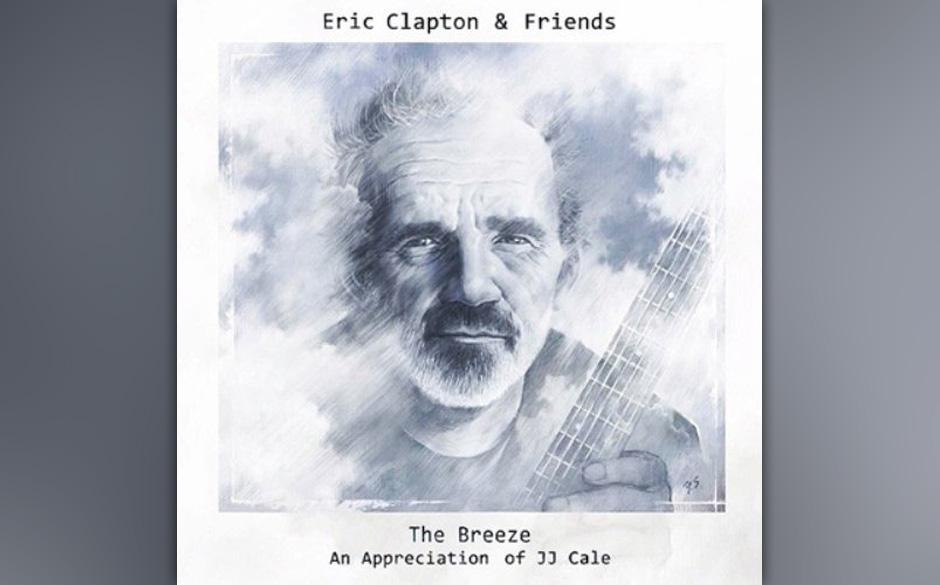 Eric Clapton & Friends, 'The Breeze: An Appreciation Of J.J. Cale': 2 Sterne. Eric Clapton lässt J.J. Cales Laid-Back-Countr