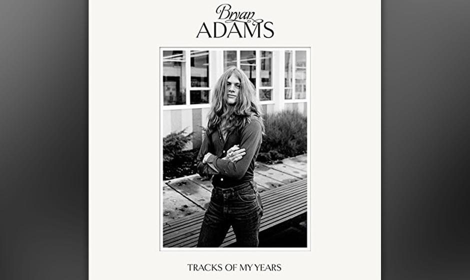 Bryan Adams, 'The Best Of My Years': 2 Sterne. Das Beste, was sich über Bryan Adams sagen lässt: er isst keine Tiere und si