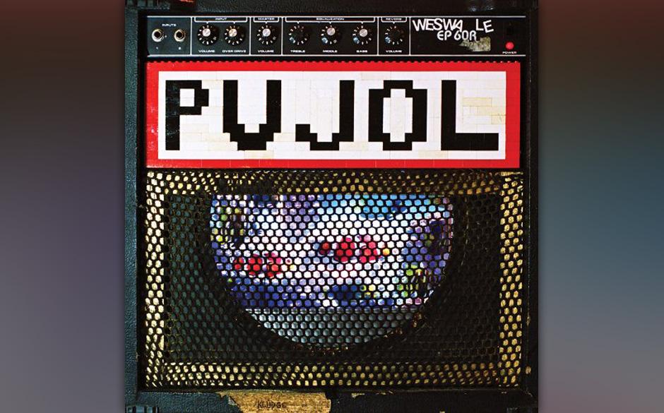 Pujol, 'Kludge': 2 Sterne. Nach gutem alten 90er-Gestus wird alles mal durch den Indie-Wolf gedreht, alles super ironisch, su