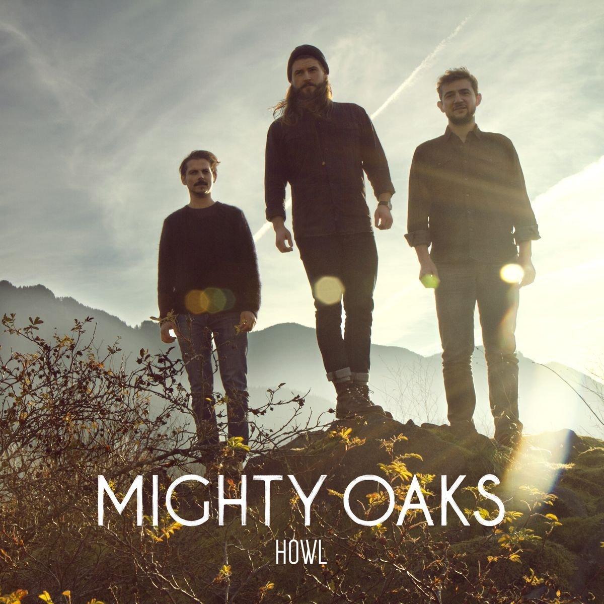Mighty Oaks, 'Howl': 2 Sterne. Sympathisch bleibt, dass sie ihre Grenzen kennen, auch in Sachen Harmoniegesang.