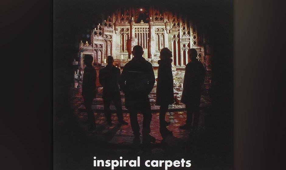 Inspiral Carpets, 'Inspiral Carpets': 2 Sterne. Die Rave-Pioniere klingen so wie immer: hyperaktiver Gitarrenpop, so rast- wi
