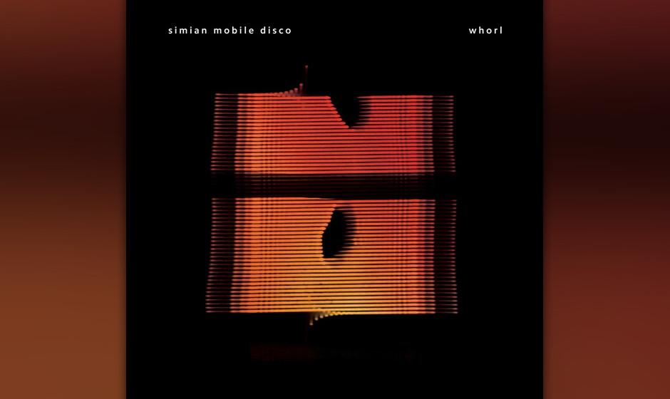 Simian Mobile Disco, 'Whorl': 2 Sterne. Ambitionierte, aber lahme Ambient-Sounds, auf Albumlänge recht rammdösig.