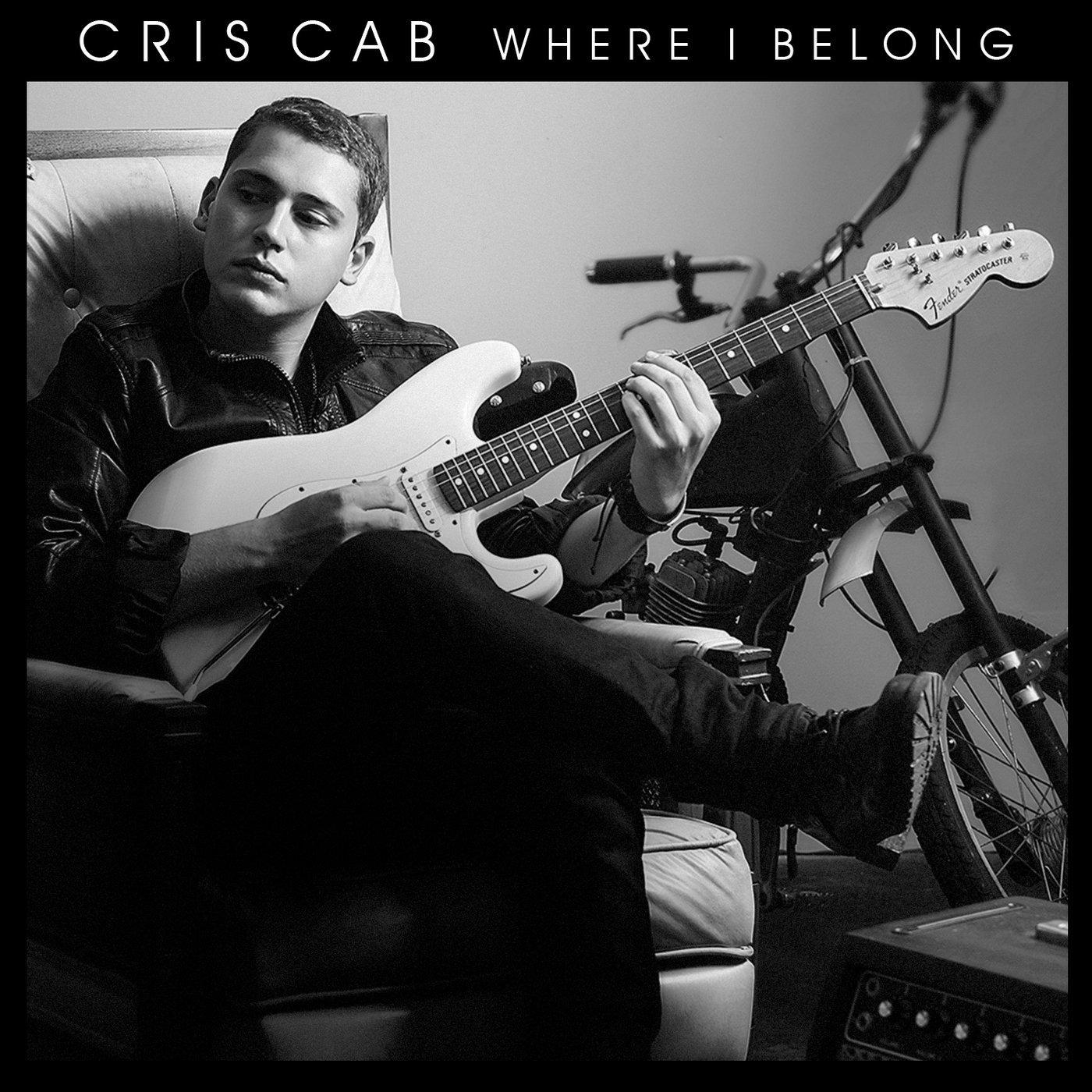 Cris Cab, 'Where I Belong': 1,5 Sterne. Banaler Reggae-Pop, von Pharrell Williams protegiert.