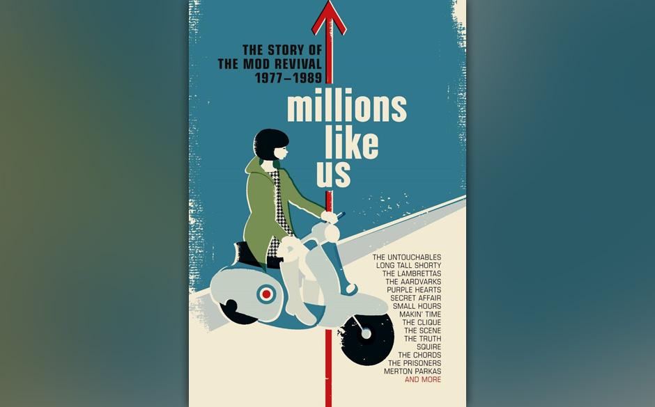 Various, 'Millions Like Us': 2 Sterne. Mod-Anthologie ohne die Vielfalt des Genres.