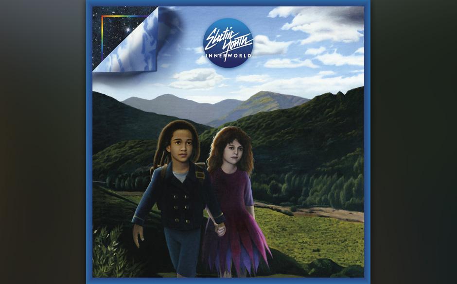 Electric Youth, 'Innerworld': 2 Sterne. Zu süß, zu zäh, zu ziellos - wabert dahin und man fragt sich, wieso.