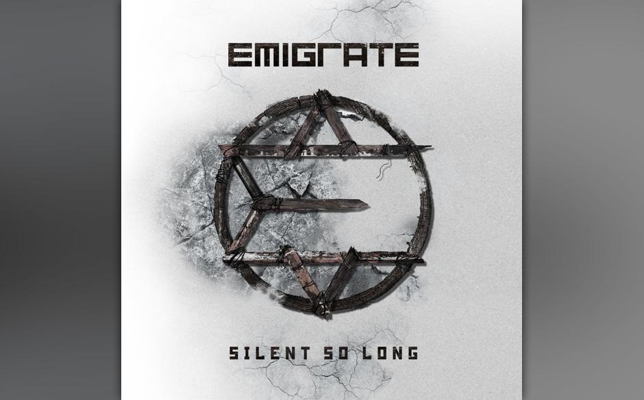 Emigrate, 'Silent So Long': 2 Sterne. Musik für Menschen, die gerne LAN-Partys besuchen und ihre Couch lieben.