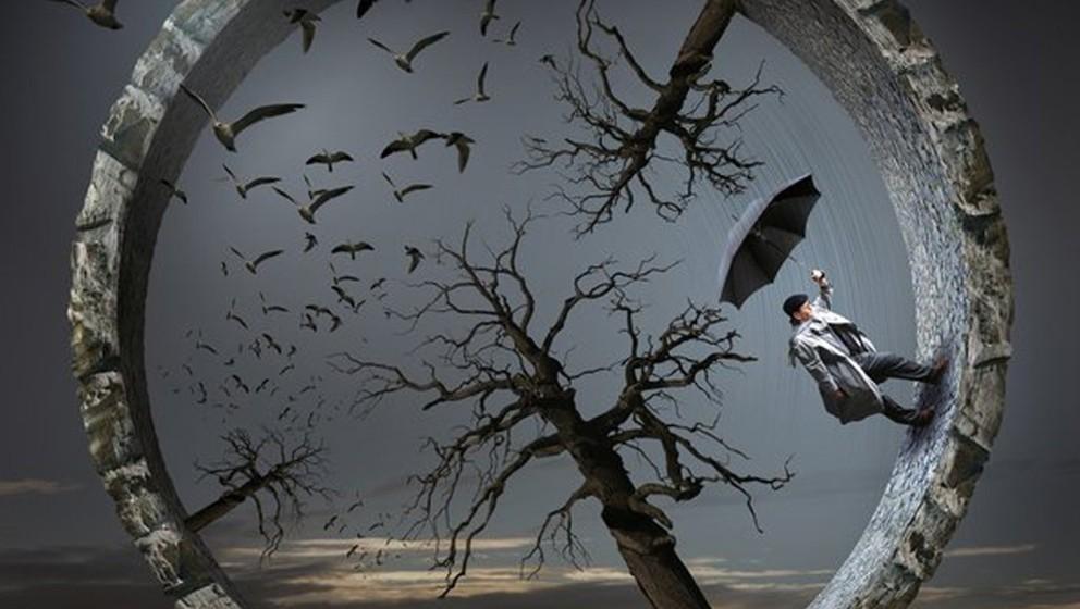 Uriah Heep, 'Outsider': 1 Stern. Bernie Shaw kräht und knödelt. Fazit: Alles wie immer. Die Lederhose passt noch.