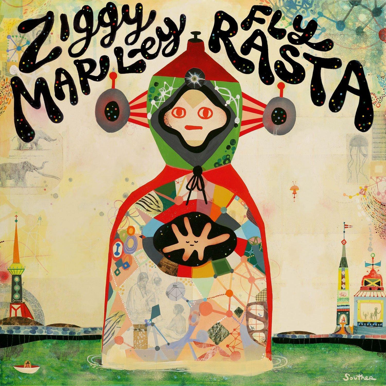Ziggy Marley, 'Fly Rasta': 1,5 Sterne. Der Gute erschreckt nicht nur Reggae-Puristen mit seinem Mischmasch-Pop.