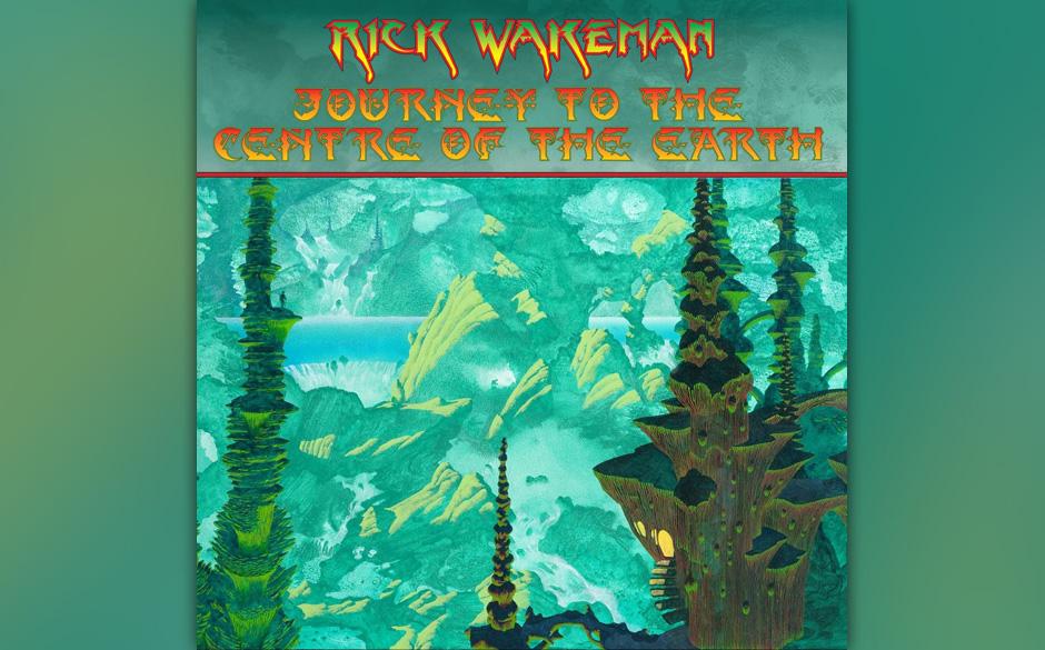 Rick Wakeman, 'Journey To The Centre Of The Earth': 1 Stern. Man wünschte, man wäre 20.000 Meilen unter dem Meer.