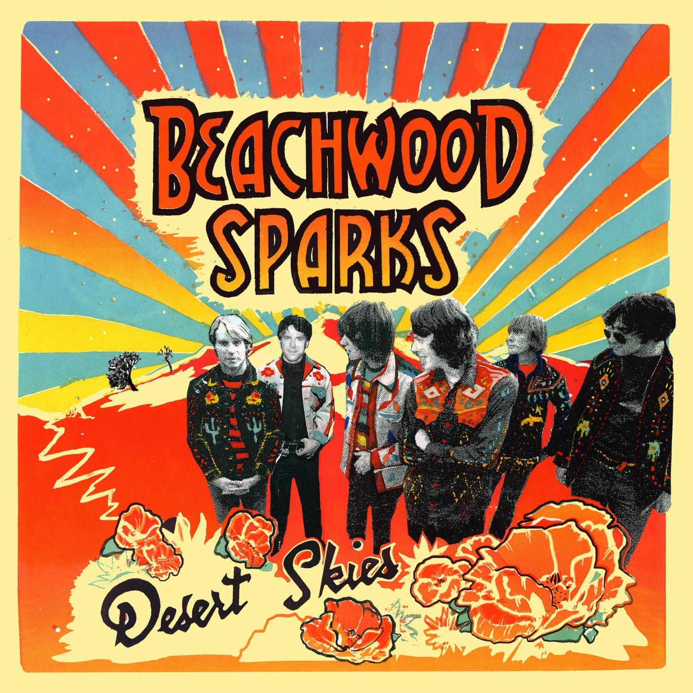 Beachwood Sparks, 'Desert Skies', 2 Sterne. Angestaubter Alternative Pop aus fast vergessenen Zeiten
