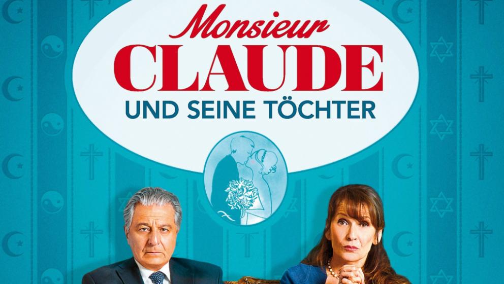 """9. 'Monsieur Claude'. Nach """"Willkommen bei den Sch'tis"""" und """"Ziemlich beste Freunde"""" wieder eine französische Kom�"""