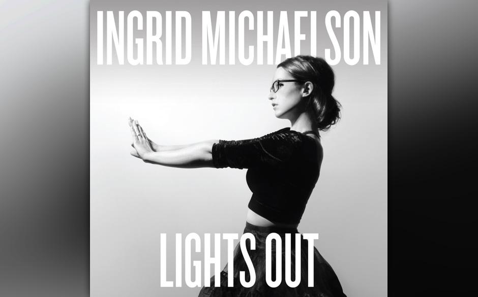 Ingrid Michaelson, 'Lights Out': 2 Sterne. Deutlich zu grell ausgeleuchtete Powerballaden und Emo-Rock