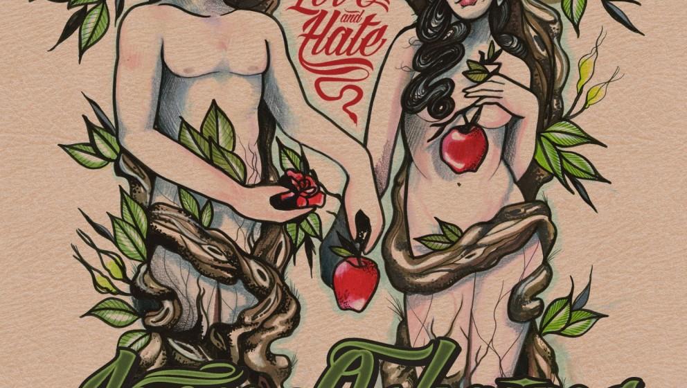 Joan Osborne, 'Love and Hate': 2 Sterne. Zu viel gewollt: Die Sängerin verläuft sich zwischen all den Stilen.