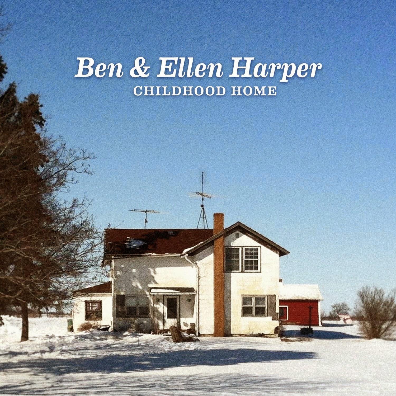 Ben & Ellen Harper: 'Childhood Home': 2 Sterne. Zu lau: Mutter und Sohn singen gemeinsam vom Familienleben.