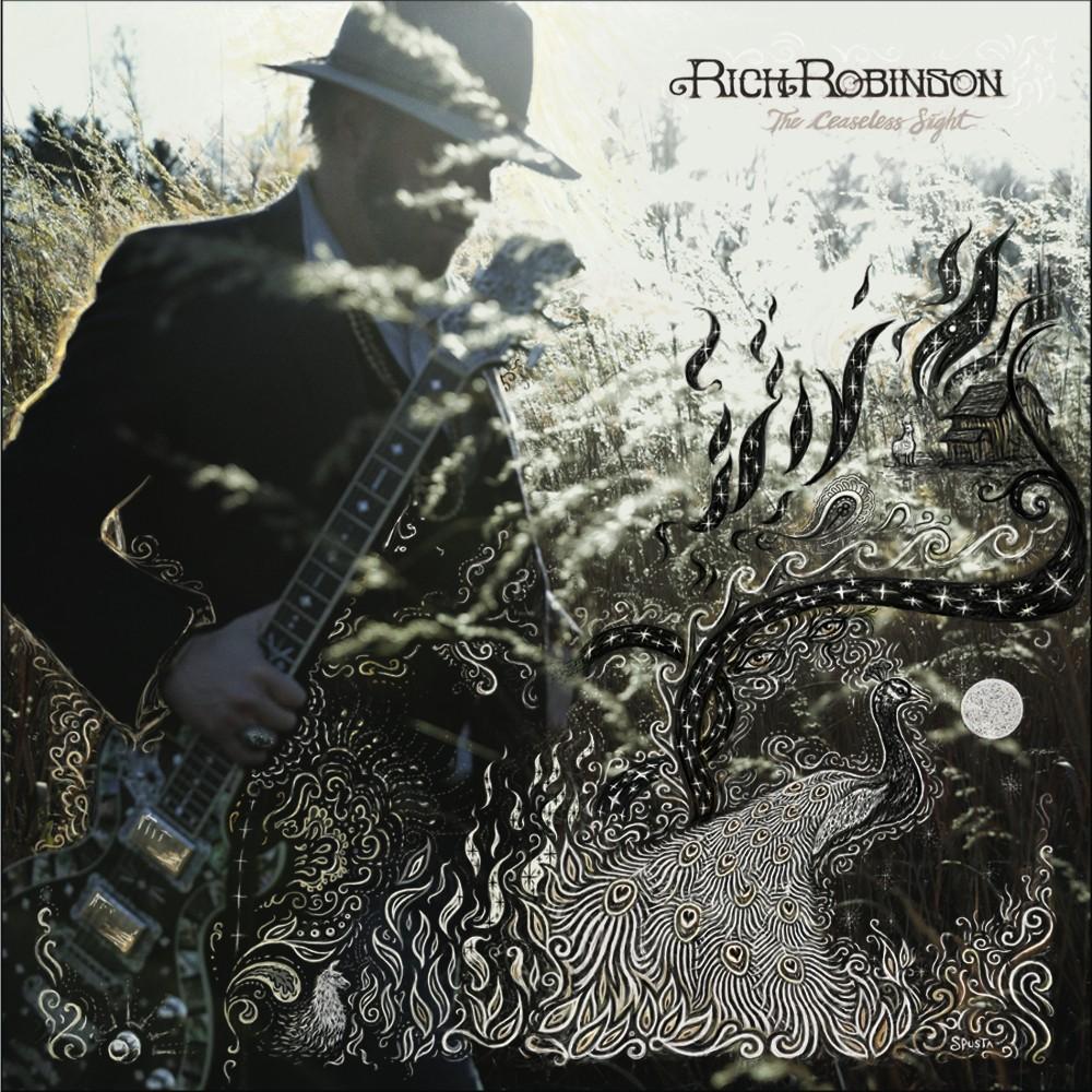 Rich Robinson, 'The Ceaseless Sight': 2 Sterne. Keith Richards ist auch hier nur einen Gitarrenakkord weit entfernt