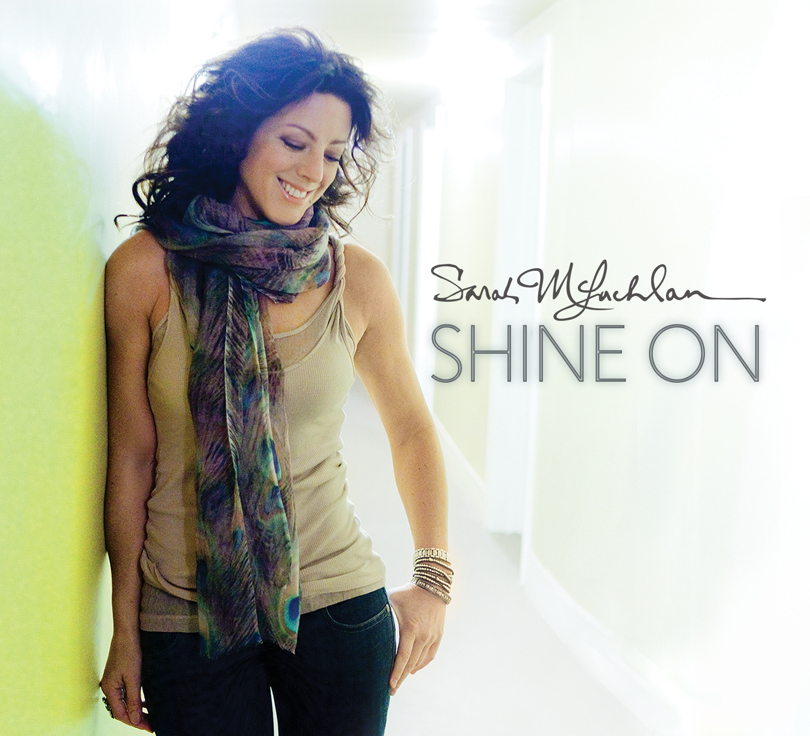 Sarah McLachlan: 'Shine On', 2 Sterne. Der Seemann braucht die Gitarre und das Meer, wie Freddy Quinn einst lehrte.