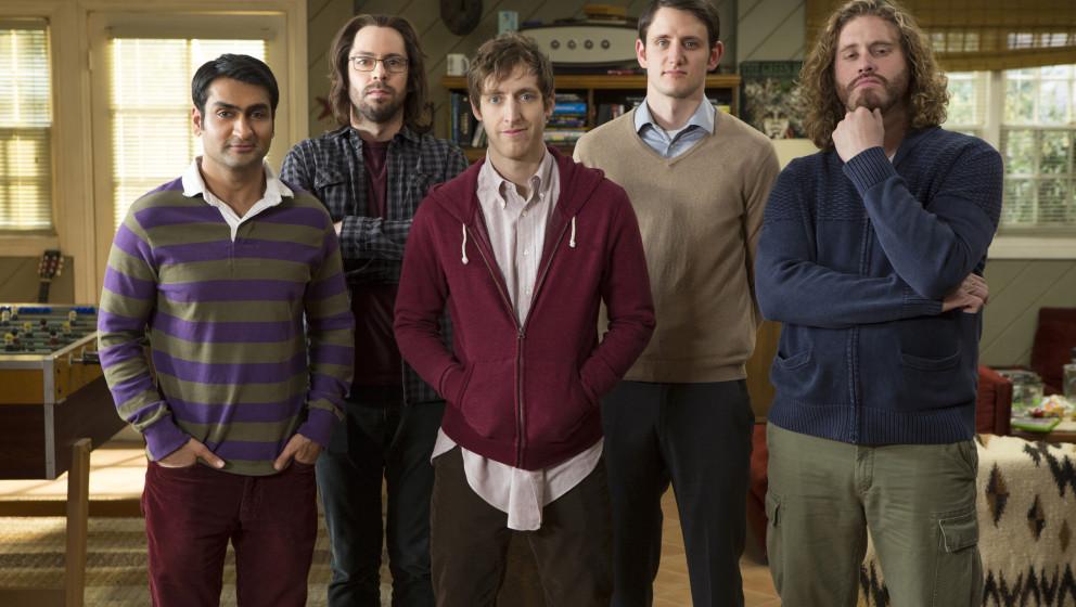 """6. 'Silicon Valley', erste Staffel. Einst erfand er """"Beavis and Butthead"""", jetzt hat sich Mike Judge andere Nerds gesucht"""