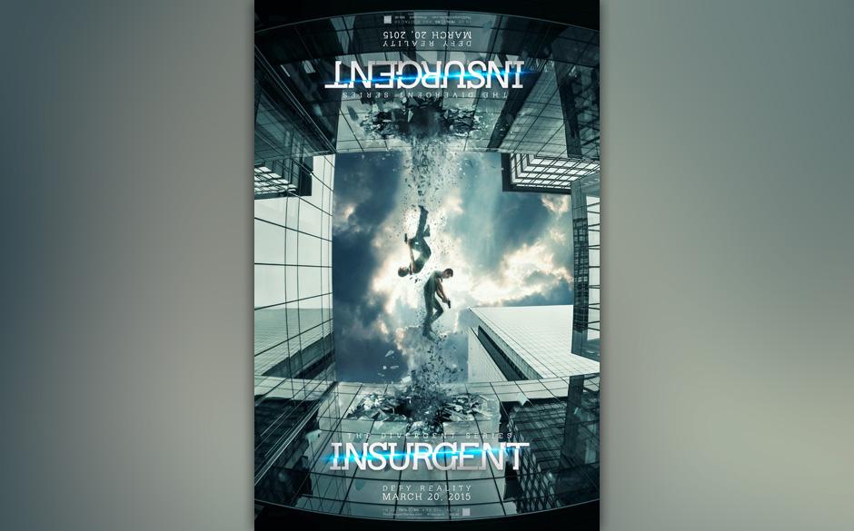 'Die Bestimmung - Insurgent' von Robert Schwendtke ist eine Sci-Fi-Romanze, in der die Stadt Chicago in einer alternativen Zu