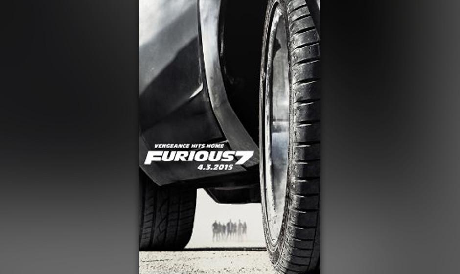 'Fast & Furious 7', der letzte Auftritt von Paul Walker. Es geht um die Rache am Bruder. Schnell sieht sich die Familie um Do