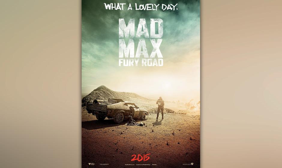 'Mad Max: Fury Road' ist ein Apokalypse-Thriller von George Miller über die letzten Überbleibsel der Erde: eine Wüstenland
