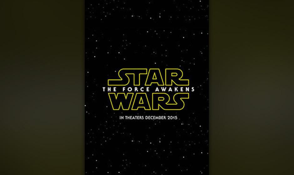 J.J. Abrahms trifft auf Star Wars. 'Star Wars: Das Erwachen der Macht' ist der erste Teil der von Walt Disney angekündigten
