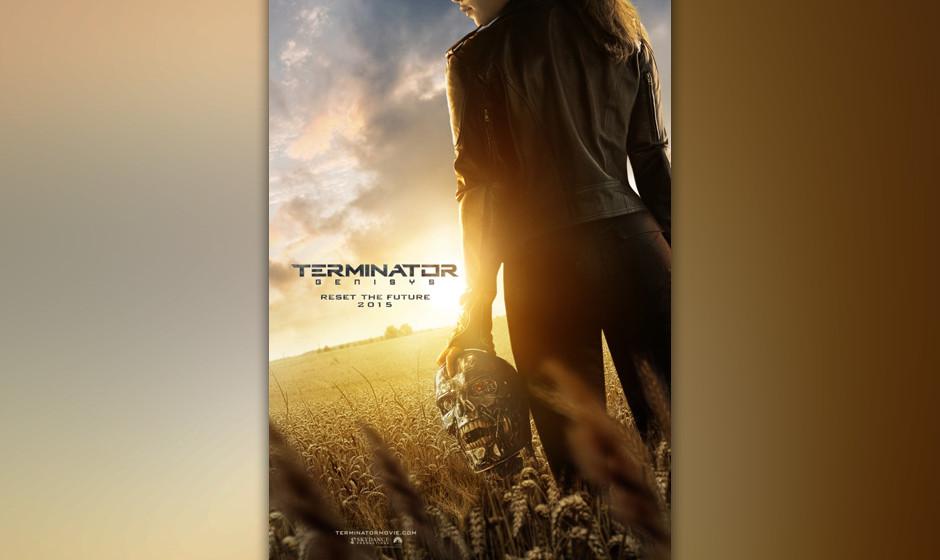 Arnold Schwarzenegger wird als 'Terminator: Genisys' zurückkehren. Beim fünften Teil der Reihe handelt es sich um ein Reboo