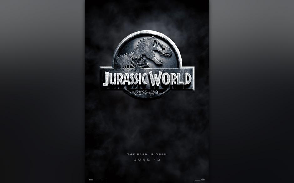 Statt Steven Spielberg hat Regisseur Colin Trevorrow seine Finger im Spiel. 'Jurassic World' ist die vierte Teil von Jurassic