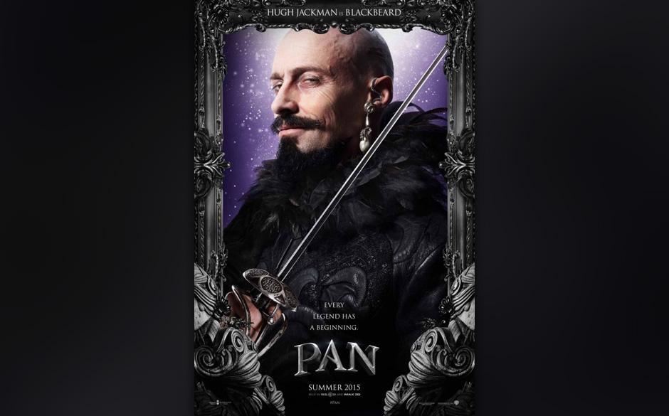 In 'Pan' wird ein Waisenjunge in die magische Welt nach Nimmerland gebracht, avanciert dort zum Retter der Bewohner und führ