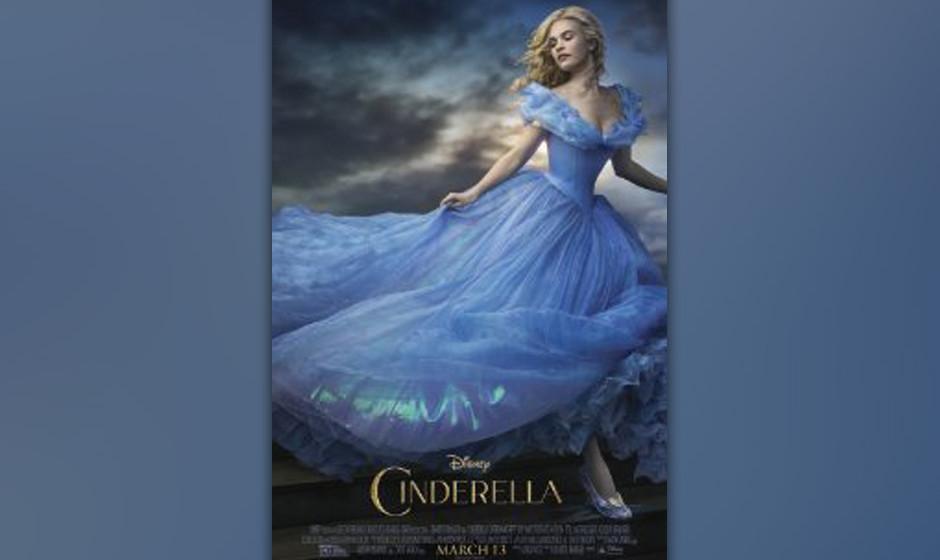 Das Märchen von 'Cinderella' kennt jeder. Regisseur Keneth Branagh nahm sich dem Grimmschen-Material an und verwandelte es i